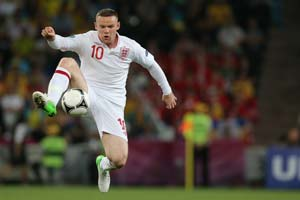 Euro 2012: England ready to end quarter-final jinx, says Rooney
