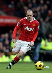 Rooney escapes censure over Wigan 'elbow'