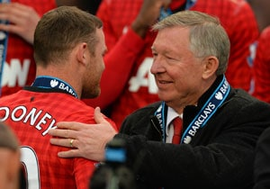 Wayne Rooney has asked to leave Manchester United: Alex Ferguson