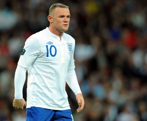 Wayne Rooney to captain England against San Marino