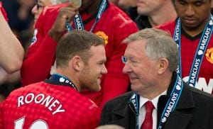 Alex Ferguson: 'Frustrated' Wayne Rooney won't be sold