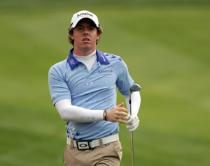 Houston Open: Rory McIlroy struggles, but makes the cut