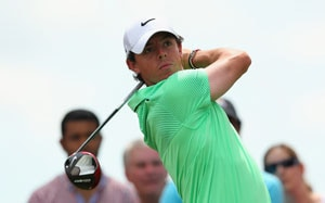 Rory McIlroy survives cut at Augusta Masters