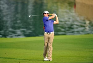 Rory McIlroy admits 24-hour round 'frustrating'