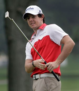 McIlroy runs out of steam in Dubai
