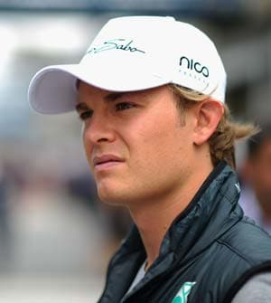 Rosberg fastest on last day of final F1 test