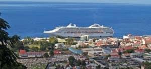 Roseau, Dominica: A calming experience