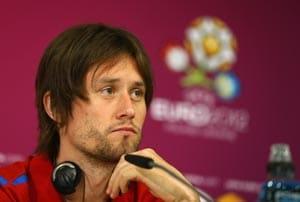 Euro 2012: Tomas Rosicky to return home