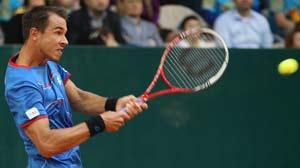 Lukas Rosol puts Czech Republic into Davis Cup semis