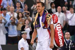 Who is Lukas Rosol