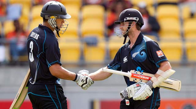 Ross Taylor-Kane Williamson, the master and apprentice of the Kiwi middle order