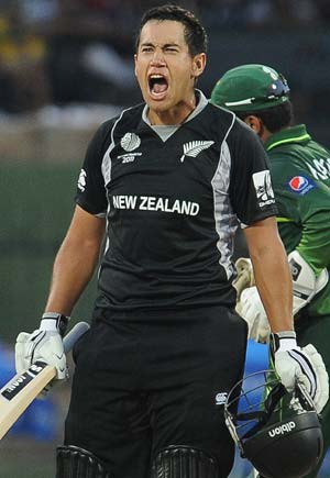 Ross Taylor appointed New Zealand captain