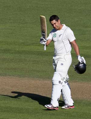 Ross Taylor and wife Victoria blessed with baby boy