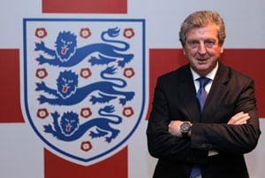English talent pool drying up admits Hodgson