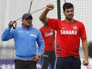 Selection of 'slow' RP Singh shocks everyone