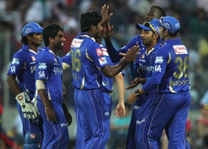 Rajasthan Royals beat Delhi Daredevils: Statistical highlights