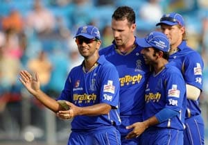 IPL 5: Rajasthan Royals thrash Pune Warriors by 7 wickets