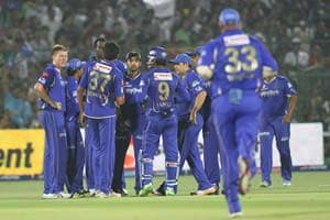 IPL Stats: Rahul Dravid reaches 2000 runs in Rajasthan's thrilling win over Pune