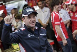 Sauber rule out Rubens Barrichello as driver