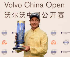 China Open: Rumford takes the title in Tianjin, Jeev Milkha Singh finishes tied 14th