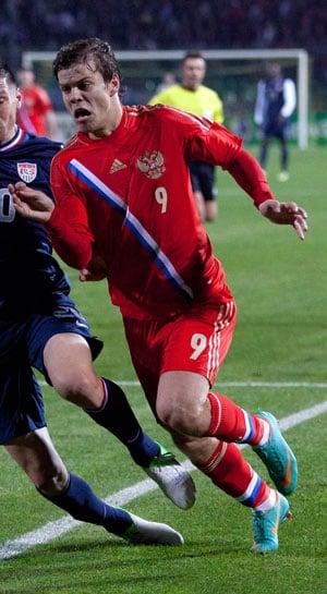 Petrescu lauds Dynamo forward Kokorin