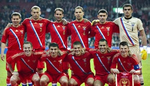 Russia: Road to Euro 2012