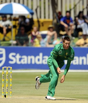 All-rounder Rusty Theron happy to be back after long injury lay-off
