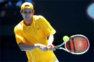 Qualifier eliminates Querrey at Delray