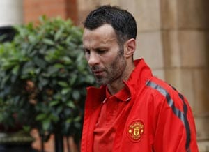 Ryan Giggs keeping 40th birthday under wraps