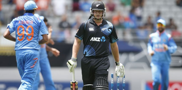 Live cricket score, New Zealand vs India, 3rd ODI