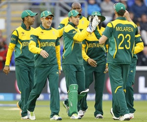 ICC Champions Trophy: South Africa vs West Indies, match highlights