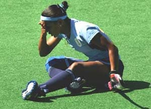 Indian women thrash Azerbeijan 6-1