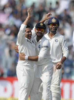 Live Cricket Score - India vs West Indies, Day 1