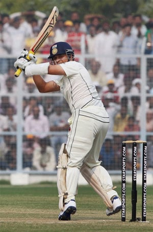 Sachin Tendulkar, the team man