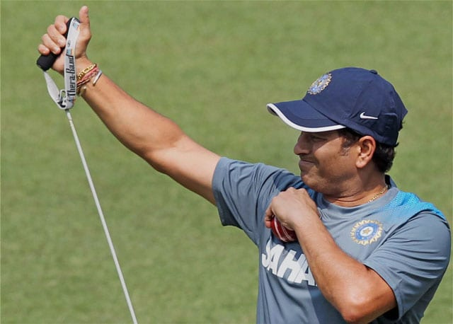 Sachin Tendulkar happy to focus on cricket after grand Eden welcome