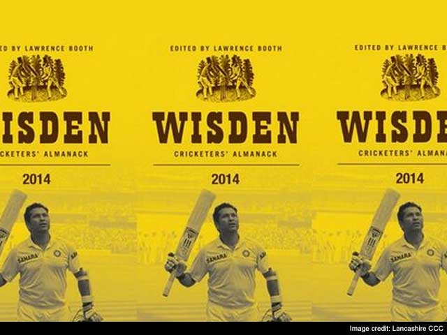 Wisden Almanack salutes Sachin Tendulkar in its 151st edition