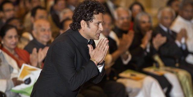 I will continue to bat for India: Sachin Tendulkar after receiving the Bharat Ratna