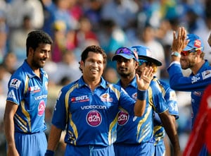 Sachin Tendulkars No. 10 Mumbai Indians shirt to retire