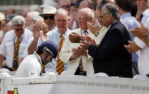 Sachin misses last chance to score a Test 100 at Lord's