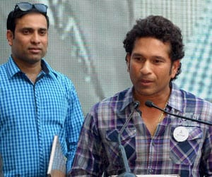 Sachin Tendulkar, VVS Laxman inaugurate cancer treatment centre in Hyderabad