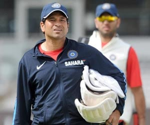 Not thinking of 100th century: Sachin