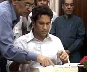 Want to be remembered for more than cricket stats: Sachin Tendulkar, MP