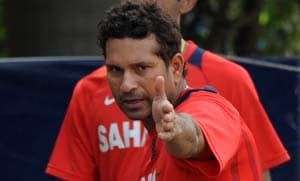 Sachin Tendulkar to root for Sahara Force India