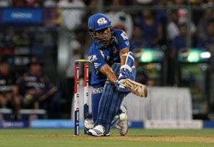 IPL 2013: Mumbai move up to second spot with 65-run win over Kolkata