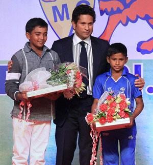 Sachin Tendulkar's advice: Make school ties 15-players-a-side affair to increase talent pool