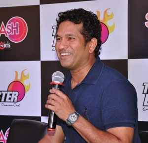 Sachin Tendulkar wanted to be a combination of Viv Richards, Sunil Gavaskar