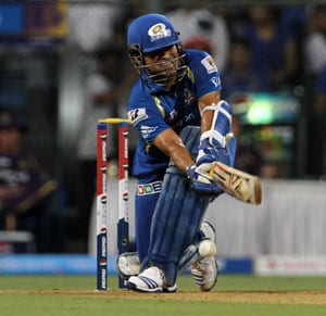 IPL 2013: Made conscious effort to bat aggressively this season: Sachin Tendulkar