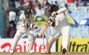India vs Australia: 1st Test, Day 2 statistical highlights