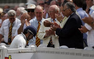 British Parliament honours Sachin Tendulkar