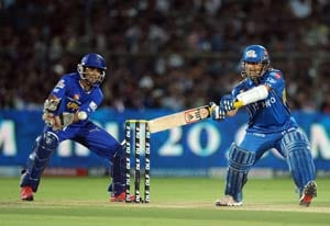 Mumbai Indians look for an opening partner for Sachin